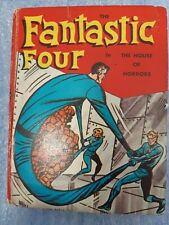 Big Little Book #19  fantastic four in the house of horrors - whitman 1968