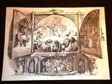 La fete des Rois en Normandie en 1858 La festa dei Re in Normandia nel 1858