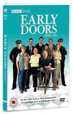 EARLY DOORS SERIES ONE 1 CRAIG CASH JOHN HENSHAW BBC UK REGIONS 2 & 4 DVD NEW