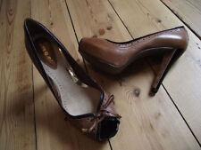 River Island Clubwear Peep Toe Heels for Women