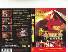 The Last Hero In China-1993-Jet Li-Movie-DVD