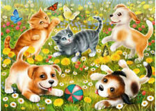 Ravensburger Cats & Dogs 60 Piece Jigsaw Puzzle