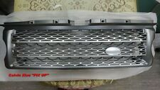 GRAY FRONT & SILVER MESH GRILLE FOR RANGE ROVER L320 SPORT MODEL 2006-2009