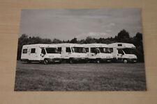 175459) Hymermobil B-Klasse S-Klasse Hymercamp Pressefoto 07/1996