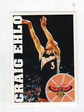 figurina - BASKETBALL BASKET PANINI 1995 95/96 - numero 66 CRAIG EHLO