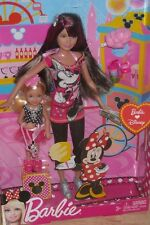 NEW BARBIE LOVES DISNEY SKIPPER & CHELSEA DOLL SET