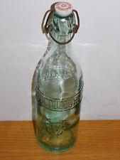 ancien BOUTEILLE de SODA FAVOR 1930 brasserie VAUCOULEURS bottle vintage FLASCHE