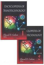 Encyclopedia of Nanotechnology, , New Book