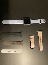 Apple Watch Series 3 GPS + Cellular 42mm Silver Aluminium Case with Sports Band