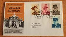 Churchill Centenary: 9th October 1974