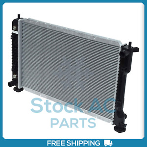 New Radiator for Chevrolet Equinox 2008 to 17 / GMC Terrain 2010 to 17 - UQ