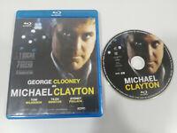 Michel Clayton George Clooney Tom Wilkinson Swinton Blu-Ray Spagnolo English