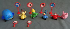 Disney JUNGLE JUNCTION figuren poppetjes set speelgoed FAMOSA lot figures Figure
