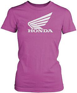 Honda Collection Big Wing Women's T-Shirt Girls Womens Motorcycle
