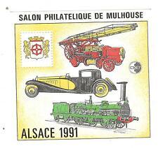 BLOC CNEP N°13 SALON PRINTEMPS MULHOUSE 1991
