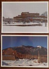 2 Unused Postcards from Taos, New Mexico