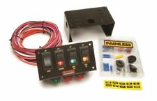 Painless Wiring 50301 4 Switch Fused Panel