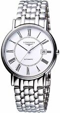 Longines Stainless Steel Strap Adult Wristwatches