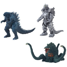 Bandai Movie Monster Series Godzilla 2017 MechaGodzilla Biollante Japan Figure