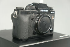 Fujifilm X-T3  Mirrorless Camera -Fuji  Black Body- Under 2000 Shutter