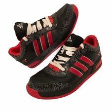 Adidas Chicago Bulls NBA Mens Shoes Size 10 US Top Ten  Black Red Art No 353569