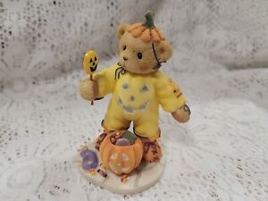 2004 Cherished Teddies Halloween Talia 118387 You're As Sweet As Can Be