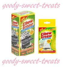 Elbow grease oven cleaning kit, + Elbow Grease Scrub Mate