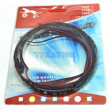 4 Pcs LED Flexible Light Strip 30cm 15 SMD-LED 12V For Car Motorcycle Backlight