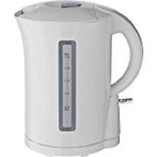 1.7 Litre Capacity Cookworks Plastic Kettle - WHITE - 2KW
