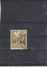 BERLIN 1947 SURCHARGE ROUGE YT 17 OBLITERE