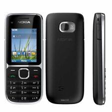 Nokia C2-01 3G Unlocked Bluetooth English Hebrew Language Keyboard Mobile Phone