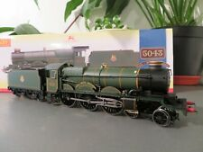 HORNBY R3301 early br castle class tyseley connection earl of mount edgcumbe