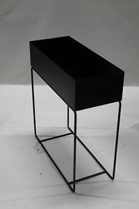 ferm Living Plant Box Konsolentisch Beistelltisch Tisch schwarz SIEHE FOTOS