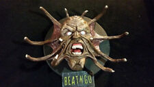 """Jeepers Creepers life size resin UNPAINTED Bust 1:1 w/ license plate """"BEATINGU"""""""