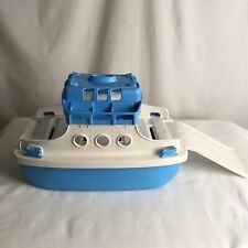 Green Toys Ferry Boat BathToy BPA Free Dishwasher Safe Water Pool Made in USA