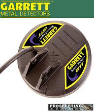 """GARRETT GTI 2500 Super Sniper 4.5"""" Coil metal detector Searchcoil Waterproof"""