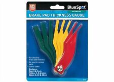 BlueSpot 8pc Brake Disc Pad Thickness Gauge Measure Set 2mm-12mm Metric
