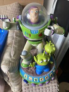 Toy Story Buzz Lightyear Interactive Adventureteller Adventure Teller Pixar Toys