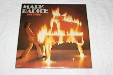 MARK RADICE - Intense (1977 U.S. LP) - Factory Sealed/New