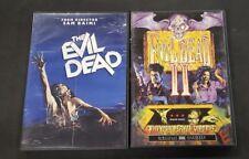 The Evil Dead & Evil Dead II (DVD)