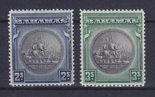 BAHAMAS 1931-1946, SG 131-132, MNH **