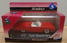 4517 Ford Thunderbird Solido 1:43 Diecast Car 073018DBT3