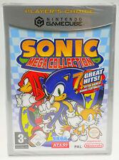 Sonic Mega Collection - Nintendo GameCube NGC eingeschweißt in Folie SEALED