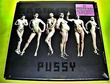 RAMMSTEIN - PUSSY / LTD EDIT + POSTER   OVP < > Metal Shop 111austria