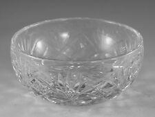 "TUDOR Crystal - KNYGHTON Cut - Finger Bowl Glass / Glasses - 2"""