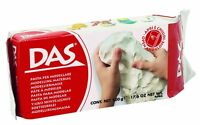 DAS Modelling Clay White Moist Air Dry Clay Pasta 500g Art Craft Sculpture Play