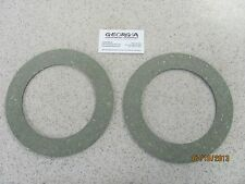 "2-Slip Clutch Disc/ Clutch Linings For Pto Shaft-7.95x 5.5""-Jd Pm970-9000 E82557"