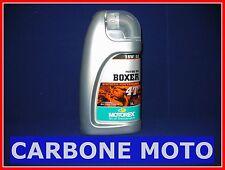 1 LITRO OLIO MOTOREX  BOXER 4T 15W50 SINTETICO INDICATO PER MOTO BMW