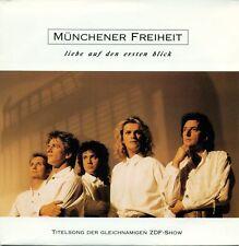 """MÜNCHENER FREIHEIT - LIEBE AUF DEN PRIMERA 7"""" (S8519)"""