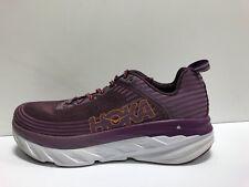 Hoka One One Bondi 6 Womens Running Shoes Purple US11 M